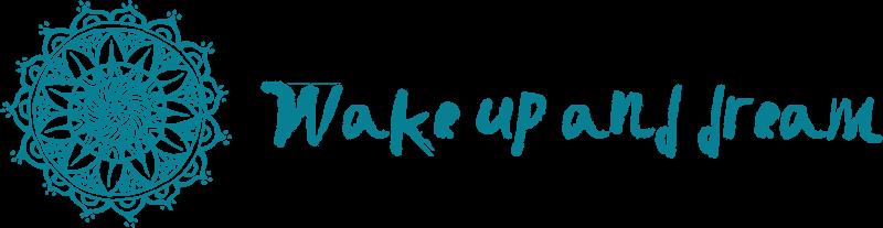 Wake Up & Dream Handmade Journals
